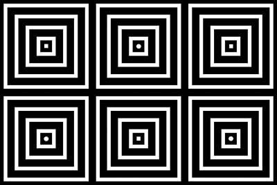 Optical Illusion Maze Photograph - Nonconformist by Daniel Hagerman
