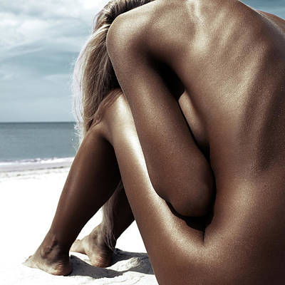 Bodyscape Art Photograph - Nonpareil Realities by Paulius Stefanovicius