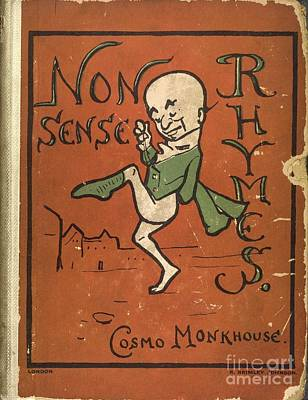 Nonsense Rhymes (1902) Art Print