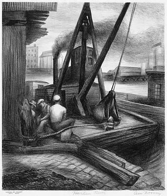 Nooney Harlem, C1940 Art Print