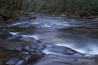 Photograph - Noontootla Creek #4 by Paul Rebmann