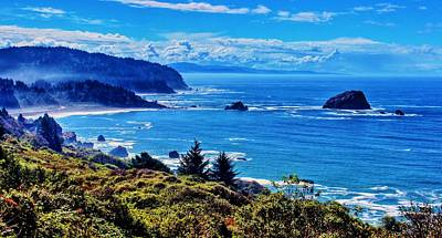 Photograph - Norcal Coast by Benjamin Yeager