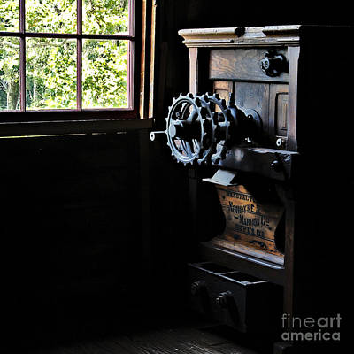 Art Print featuring the photograph Nordyke Marmon Grind Me A Pound by Lee Craig