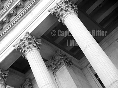 Photograph - Norfolk Architecture 1 by Captain Debbie Ritter