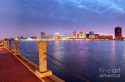 South Chesapeake City Photograph - Norfolk Virginia by Denis Tangney Jr