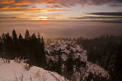 Oslo Photograph - Norge by Aaron Bedell
