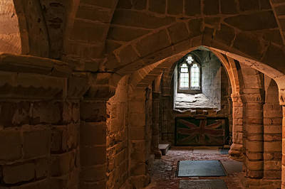 Photograph - Norman Crypt by Dan McManus