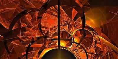Digital Art - Normandy Iron Works by Doug Morgan