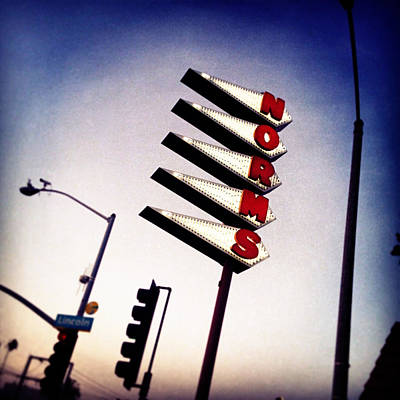 Norms Place Original by Jeff Klingler