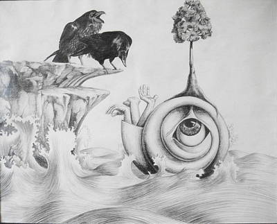 Norse Myth Art Print