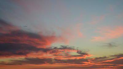 Photograph - North Beach Sunset 1.6 by Cheryl Miller