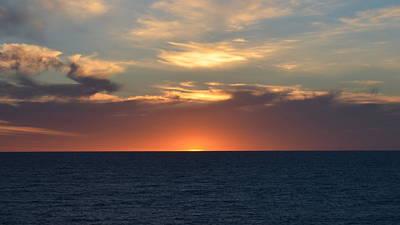 Photograph - North Beach Sunset 1.1 by Cheryl Miller
