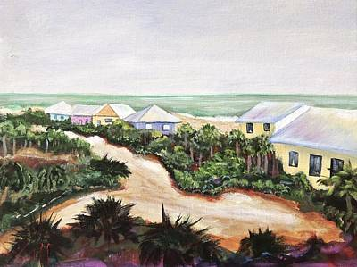 Painting - North Captiva by Patricia Piffath