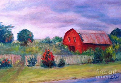 Painting - North Carolina  by Marcia Dutton