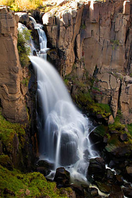 Photograph - North Clear Creek Falls by Lana Trussell