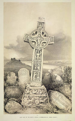 North Cross Art Print