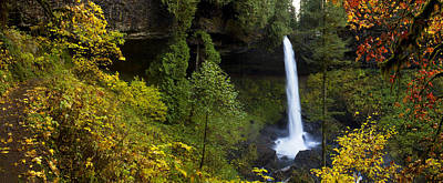 Photograph - North Falls Panorama by Wade Crutchfield