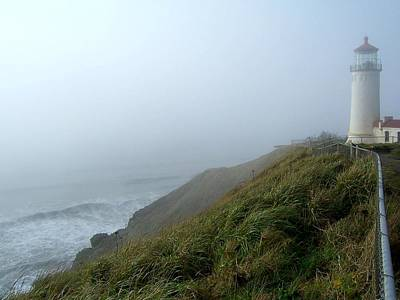 Photograph - North Head Lighthouse 1 by Peter Mooyman