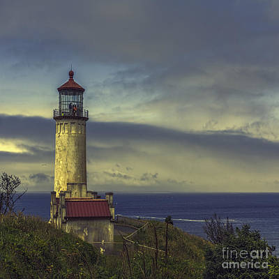 North Head Lighthouse Art Print by Jean OKeeffe Macro Abundance Art