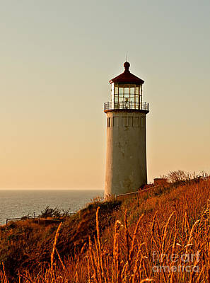 North Head Lighthouse Art Print by Robert Bales