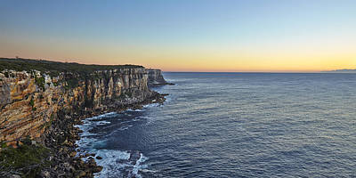 Photograph - North Head Point Sunrise by RSRLive Arts