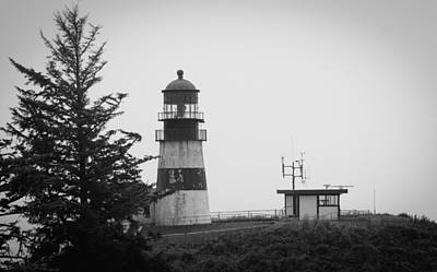 Art Print featuring the photograph North Head Washington by Erin Kohlenberg
