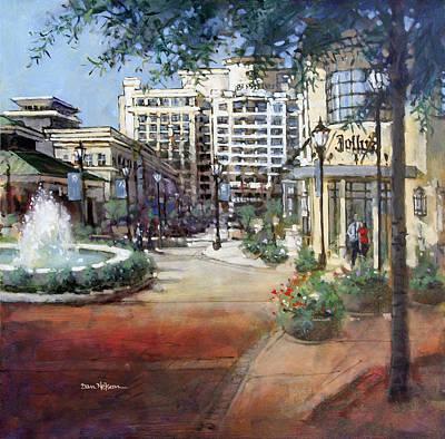North Hills Vista Art Print
