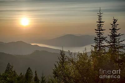 Photograph - North Idaho View by Idaho Scenic Images Linda Lantzy