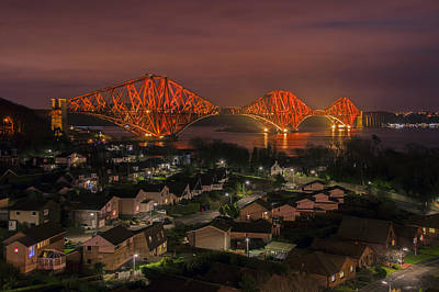 Photograph - North Queensferry by Ross G Strachan