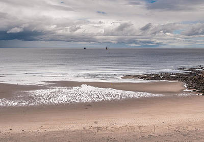 North Sea Original by Sergey Simanovsky