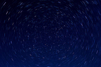 Photograph - North Star by Nathan Hillis