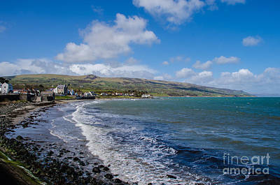 Photograph - Northern Ireland Coast by Mary Carol Story