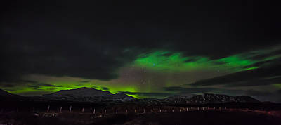Craig Brown Photograph - Northern Lights by Craig Brown