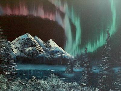 Painting - Northern Lights by Gerry Smith