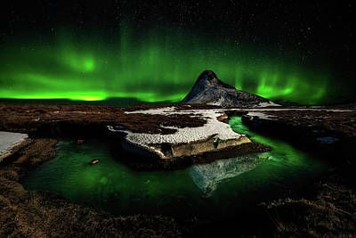 Photograph - Northern Lights by Www.flickr