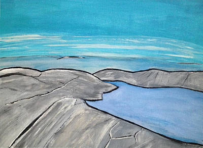 Painting - Northern Ontario by Paula Brown