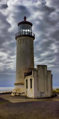 North Head Lighthouse Art Print