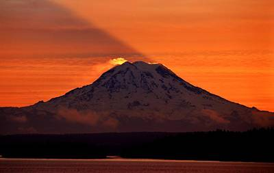 Photograph - Northwest Glory by Benjamin Yeager