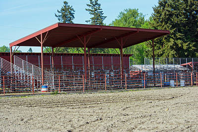 Photograph - Northwest Rodeo Time by Tikvah's Hope