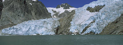 Northwestern Glacier Kenai Fjords Alaska Art Print
