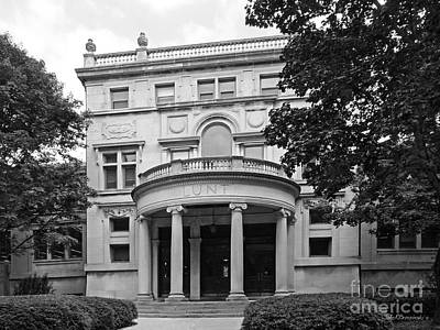Photograph - Northwestern Lunt Hall by University Icons