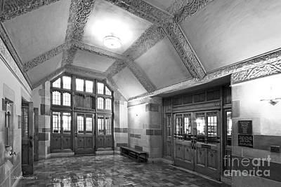 Photograph - Northwestern University Interior by University Icons