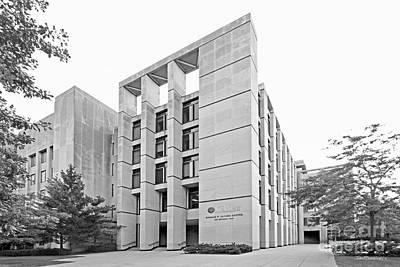 Photograph - Northwestern University Kellogg School Of Business by University Icons