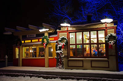Photograph - Northwoods Express by Susan McMenamin