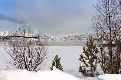 Photograph - Norwegian Splendour by Susan Leonard