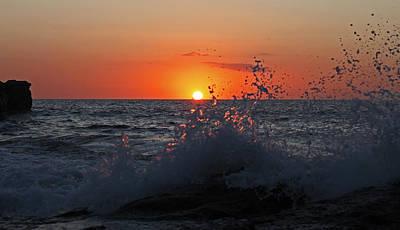 Keith Richards - Nosara Playa Pelada Costa Rica by Joseph Semary