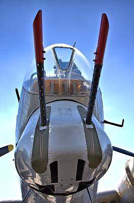 Photograph - Nose Turret by Gordon Elwell