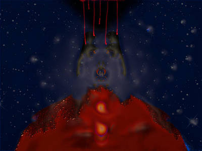 Nosferatu Digital Art - Nosferatu by Layne Adams