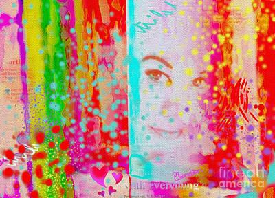 Digital Art - Nostalgia by Peggy Gabrielson