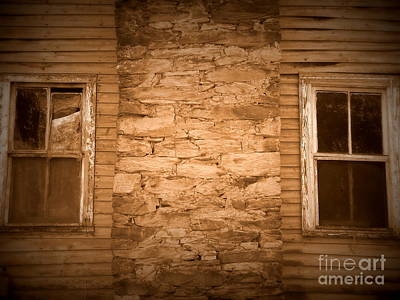 Photograph - Nostalgic Chimney by Lew Davis
